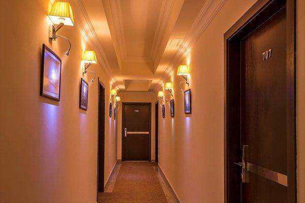 Отель Paris - фото 16