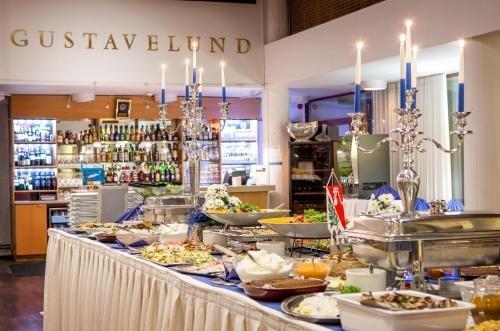 Gustavelund Hotel - фото 11