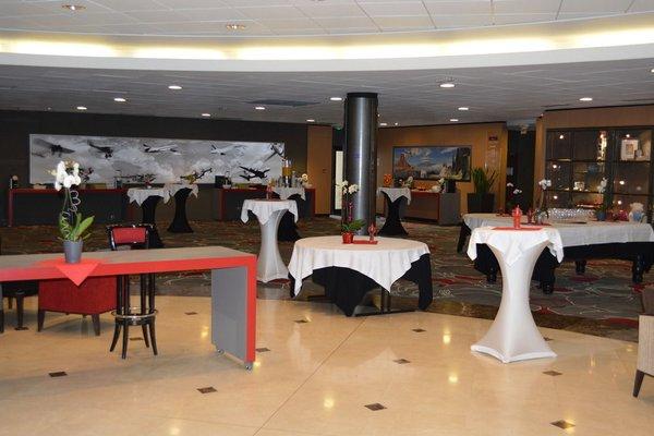 Mercure Bordeaux Aeroport - фото 16