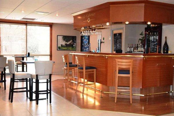 Kyriad Prestige Bordeaux Ouest Merignac Aeroport - фото 10