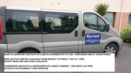 Kyriad Prestige Bordeaux Ouest Merignac Aeroport - фото 19