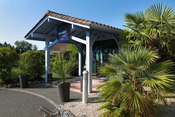 Kyriad Prestige Bordeaux Ouest Merignac Aeroport - фото 22
