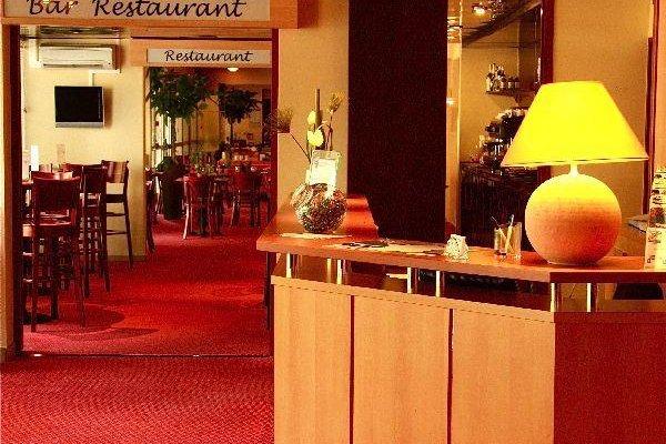 Brit Hotel Bordeaux Aeroport - фото 16
