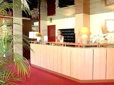 Brit Hotel Bordeaux Aeroport - фото 17