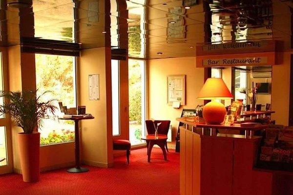Brit Hotel Bordeaux Aeroport - фото 5