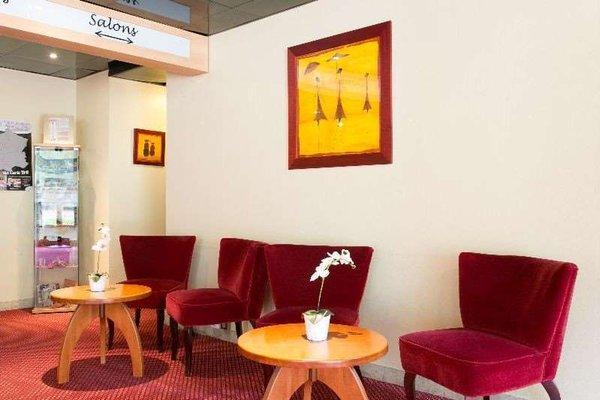 Brit Hotel Bordeaux Aeroport - фото 6