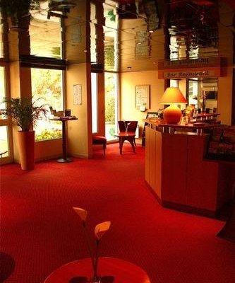 Brit Hotel Bordeaux Aeroport - фото 7
