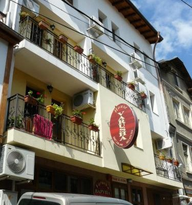 Family Hotel Varusha - фото 21