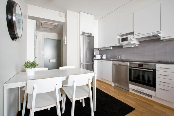 Kotimaailma Apartments Turku - фото 18