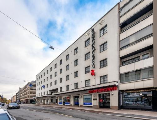 Omena Hotel Turku - фото 13