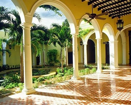 The Villa Merida Hotel, Мерида