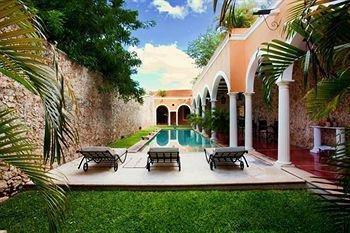 Hotel Hacienda Merida VIP - фото 19