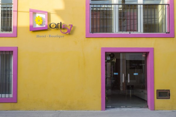 Koox Art 57 Boutique Hotel - фото 15