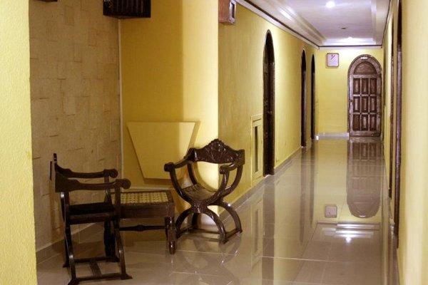 Hotel Montejo Palace - фото 13