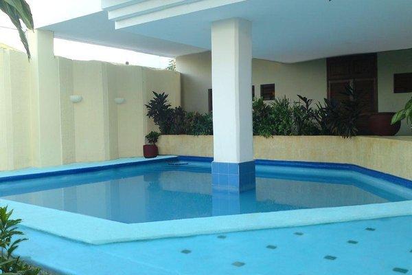 Hotel Montejo Palace - фото 18