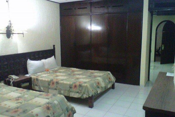 Hotel Montejo Palace - фото 7