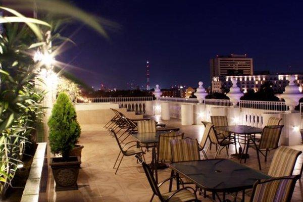 Hotel Victoria Merida - фото 20