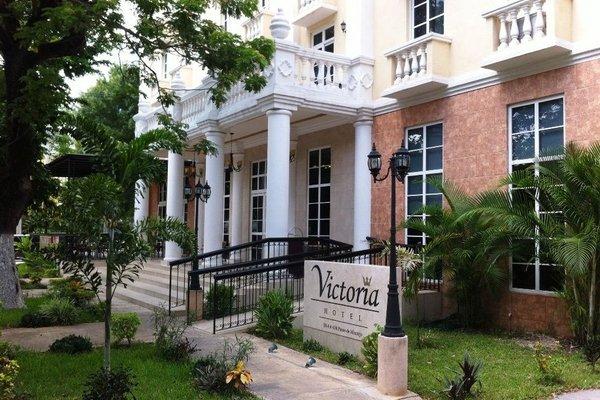Hotel Victoria Merida - фото 21