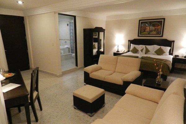 Hotel Victoria Merida - фото 6