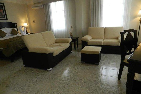 Hotel Victoria Merida - фото 8