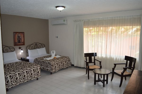 Hotel Colon Merida - фото 11