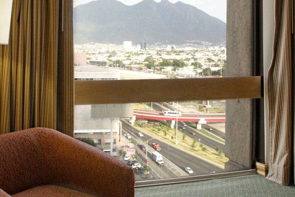 Crowne Plaza Hotel Monterrey - фото 19