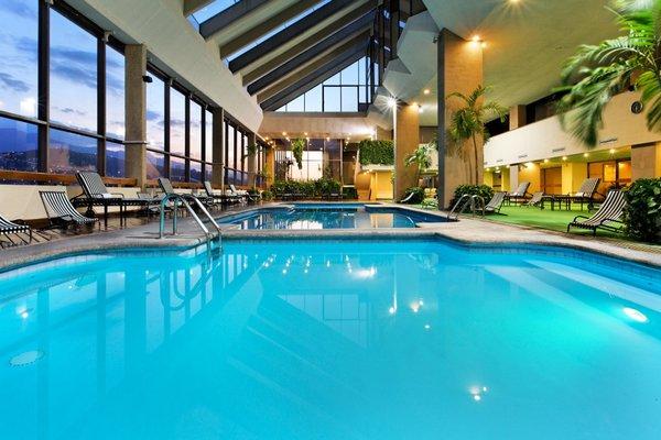 Crowne Plaza Hotel Monterrey - фото 22