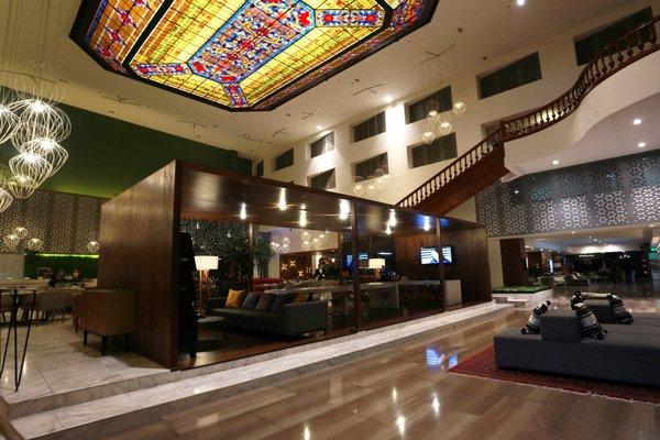 Sheraton Ambassador Monterrey Hotel - фото 12