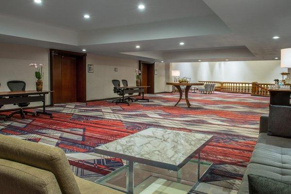 Sheraton Ambassador Monterrey Hotel - фото 16