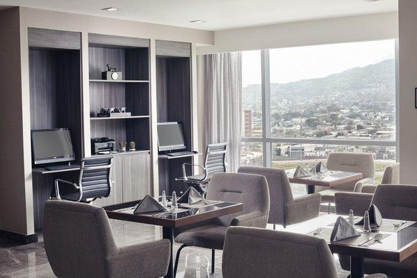 Sheraton Ambassador Monterrey Hotel - фото 17