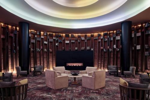 Sheraton Ambassador Monterrey Hotel - фото 19