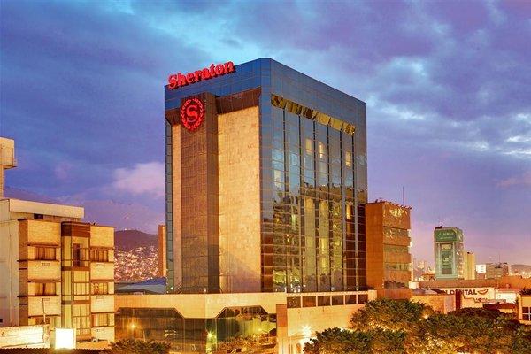 Sheraton Ambassador Monterrey Hotel - фото 22