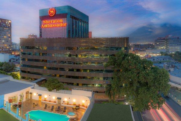 Sheraton Ambassador Monterrey Hotel - фото 23