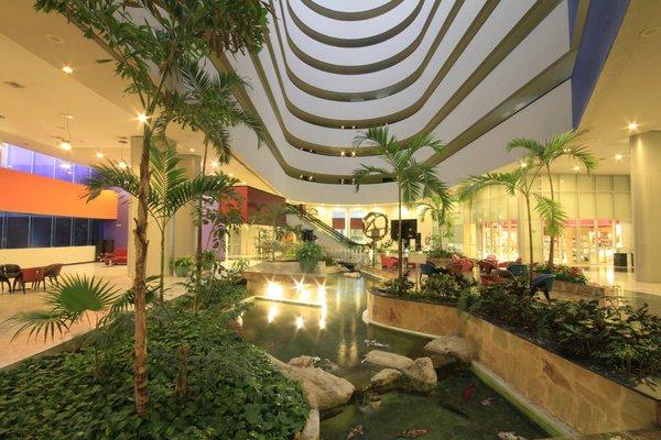 Holiday Inn Monterrey-Parque Fundidora - фото 12