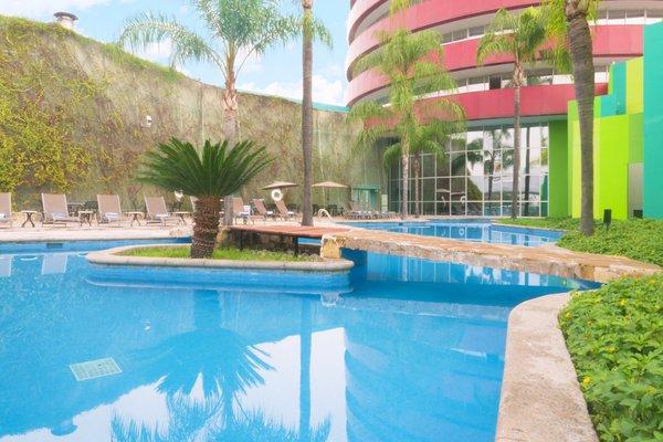 Holiday Inn Monterrey-Parque Fundidora - фото 21