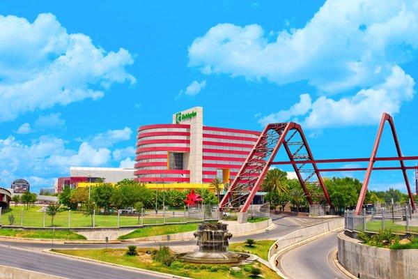 Holiday Inn Monterrey-Parque Fundidora - фото 22