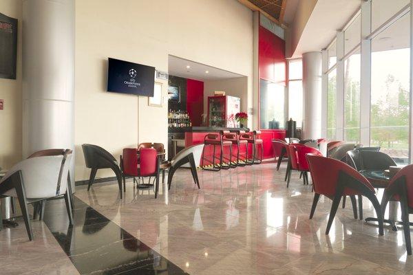 Holiday Inn Monterrey-Parque Fundidora - фото 5