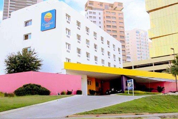 Comfort Inn Monterrey Valle - фото 23