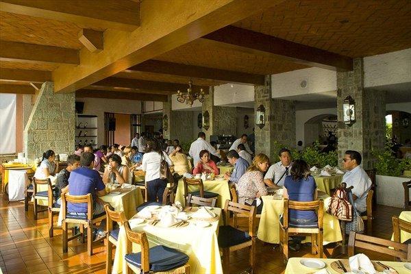Hotel Victoria Oaxaca - фото 8