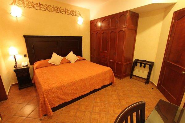 Suites Bello Xochimilco - фото 50