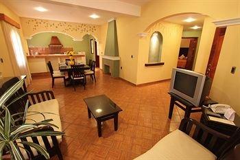 Suites Bello Xochimilco - фото 14