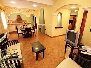 Suites Bello Xochimilco - фото 15
