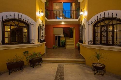 Suites Bello Xochimilco - фото 16