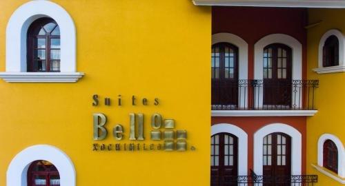 Suites Bello Xochimilco - фото 17