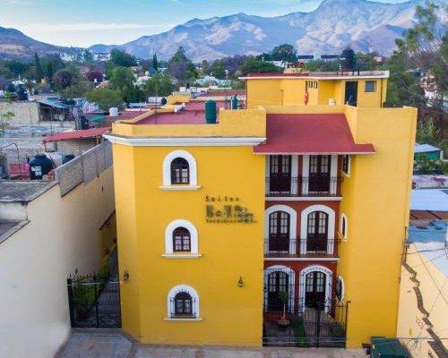 Suites Bello Xochimilco - фото 19