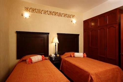 Suites Bello Xochimilco - фото 2