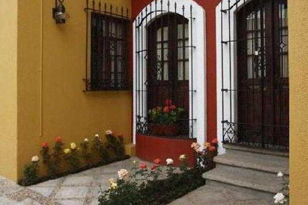 Suites Bello Xochimilco - фото 20