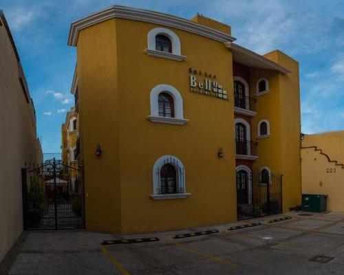 Suites Bello Xochimilco - фото 23
