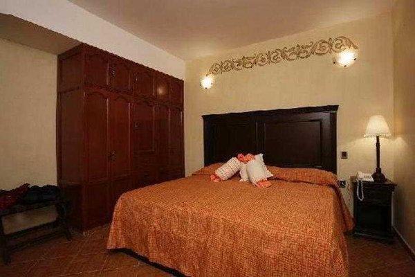 Suites Bello Xochimilco - фото 5