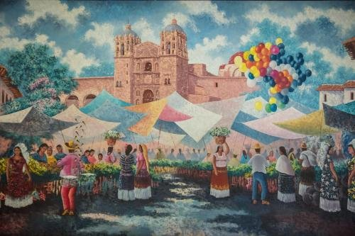 Fiesta Inn Oaxaca - фото 23